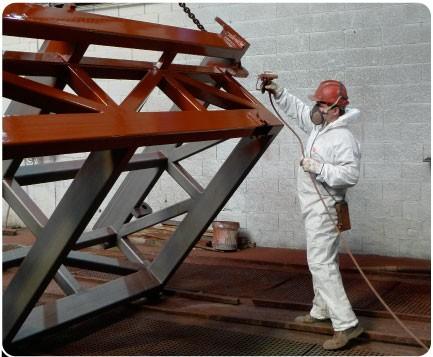 pintura estructura
